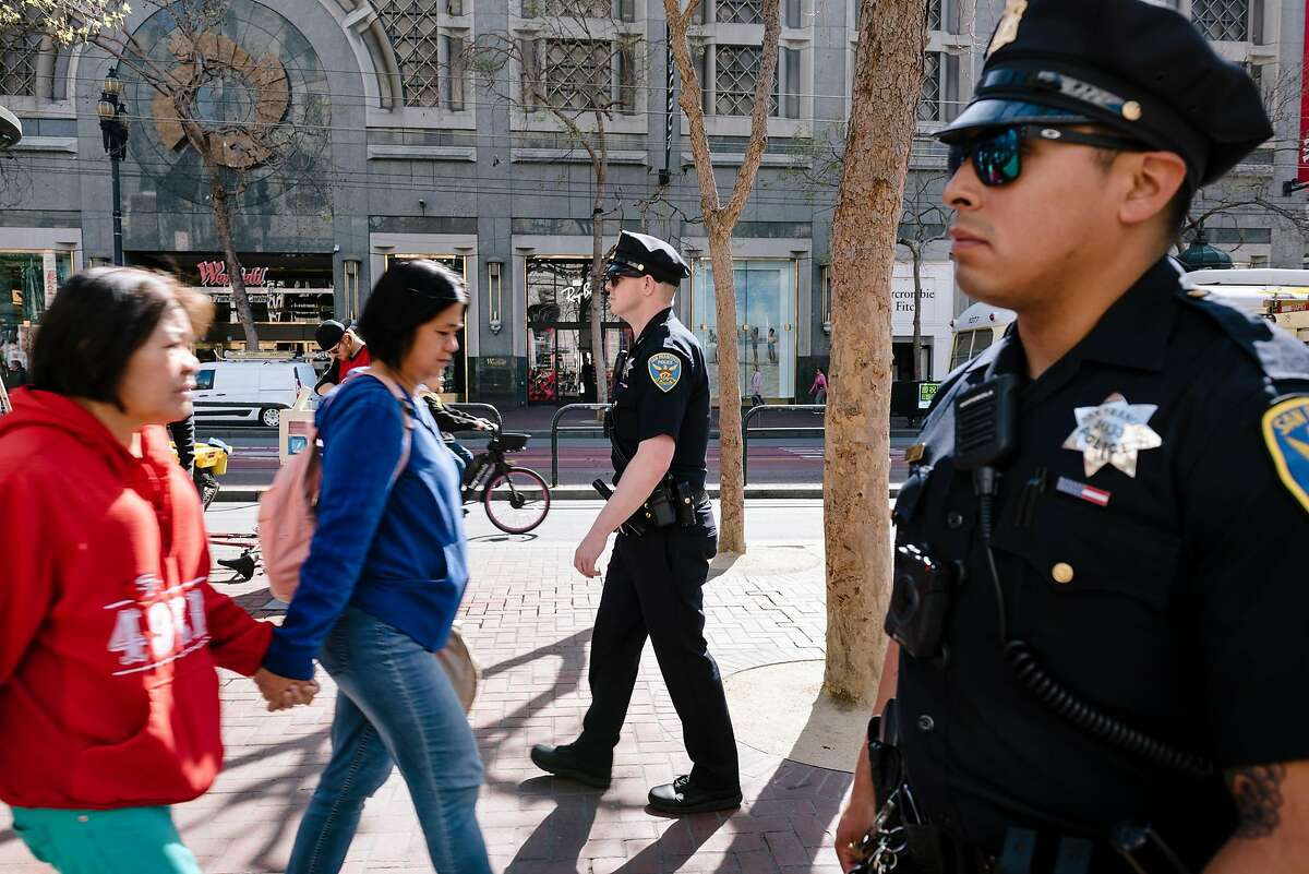 Proposition E, introduced by Supervisor Norman Yee, would eliminate the mandate in the City Charter that the police department maintain no fewer than 1,971 full-duty officers.