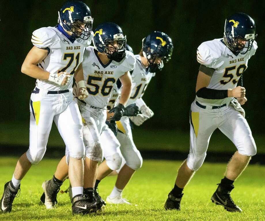Garrett Jurges of Ubly is the winner of the Huron Daily Tribune 2020 Football Contest. (Tribune File Photo)