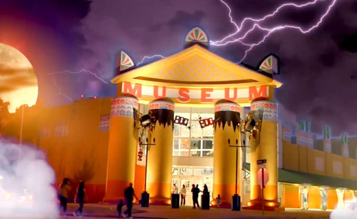 Children's Museum of Houston will host Virtual Halloween Grosstopia.