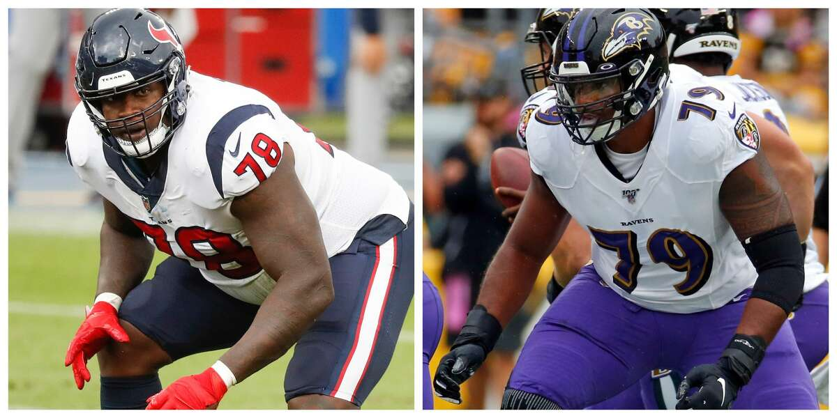 The blockbuster paydays for Texans Pro Bowl left offensive tackle Laremy Tunsil and Baltimore Ravens Pro Bowl left tackle Ronnie Stanley are structured much differently.