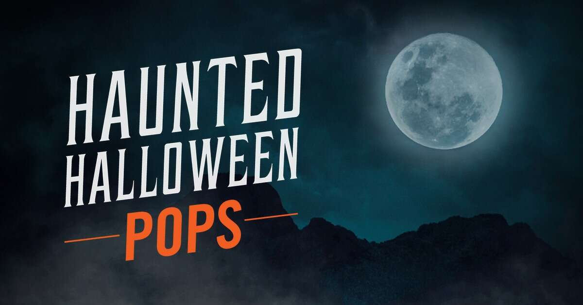 Live From Jones Hall: Haunted Halloween Pops will be livestreamed on Saturday.
