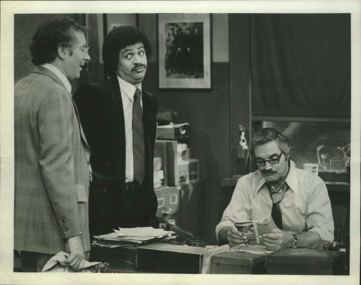 A scene from the ABC Television Network's