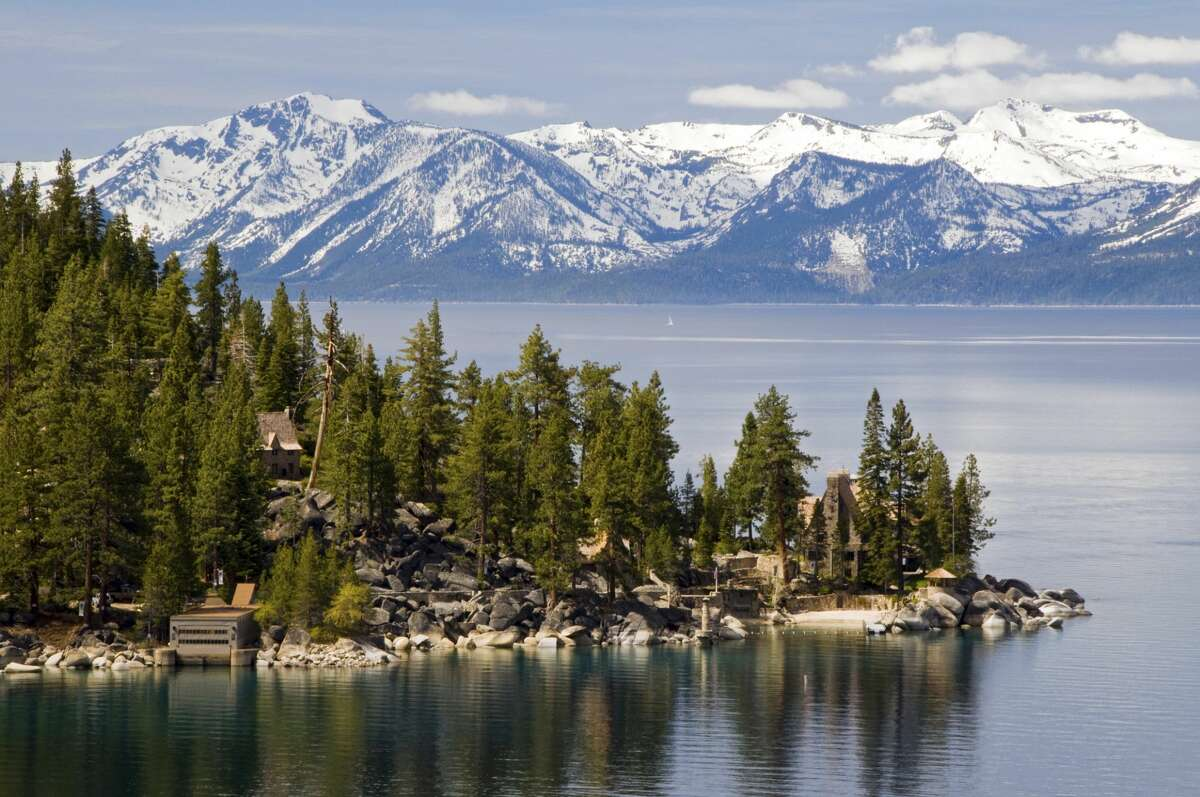 Lake Tahoe sees twice as many visitors as Yosemite, but it isn't a national park.