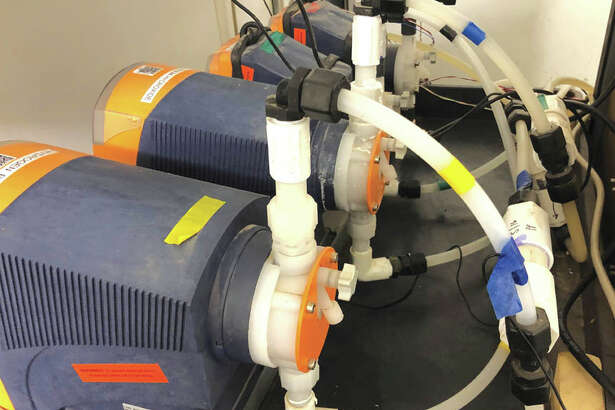 Looking for a safe, green, effective biocide to treat water for fracturing or before sending it to the SWD? Cardinal Water Systems' patented imPAAct® PAA creates pure peracetic acid onsite, without the 85 percent excess acetic acid and peroxide common to commercial PAA. To learn more, call Steve McLaughlin at 432-557-2070.