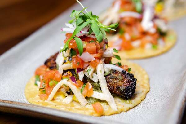 Food from Geronimo Tequila Bar & Southwest Grill with locations in New Haven and Fairfield.