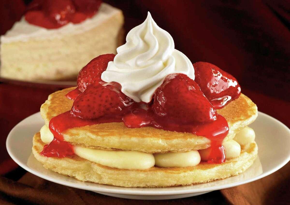 Pancake Stackers at IHOP.