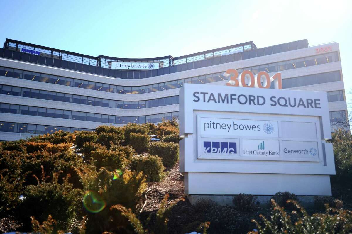 Pitney Bowes is headquartered at 3001 Summer St. in downtown Stamford, Conn.