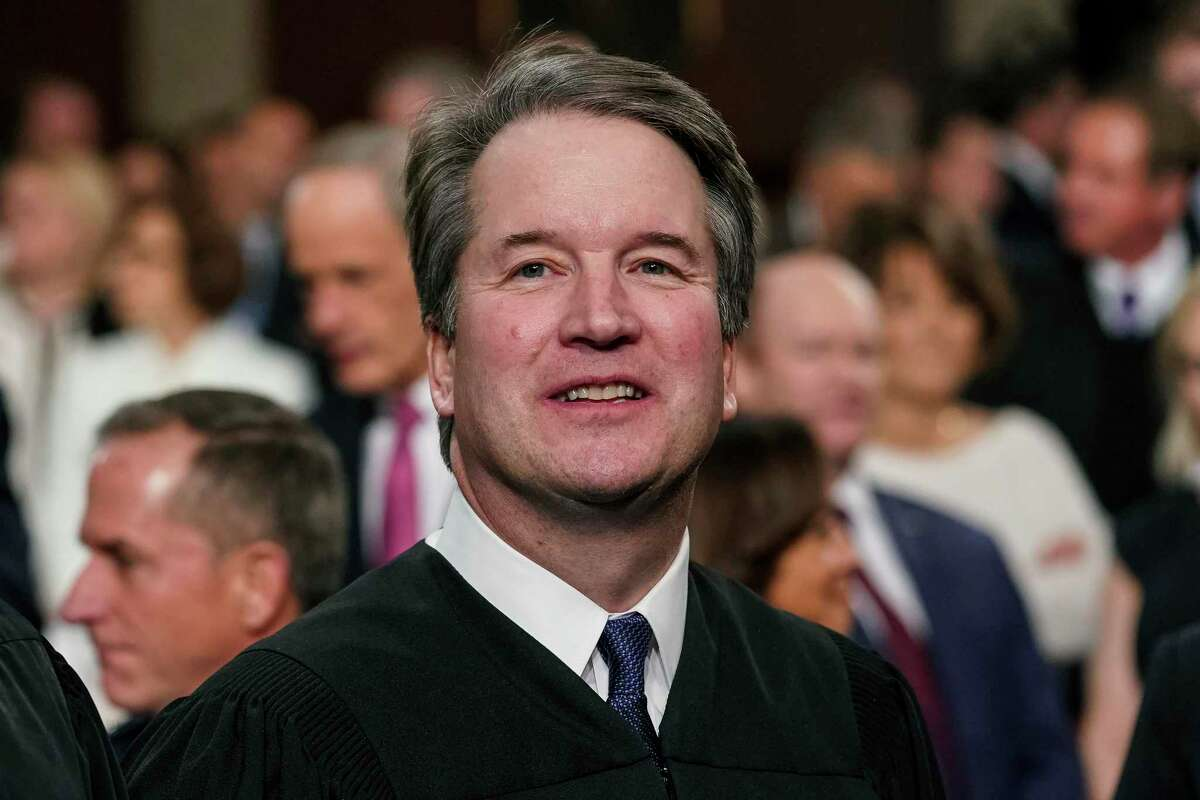 Justice Brett Kavanaugh is the latest election boogeyman for the left.