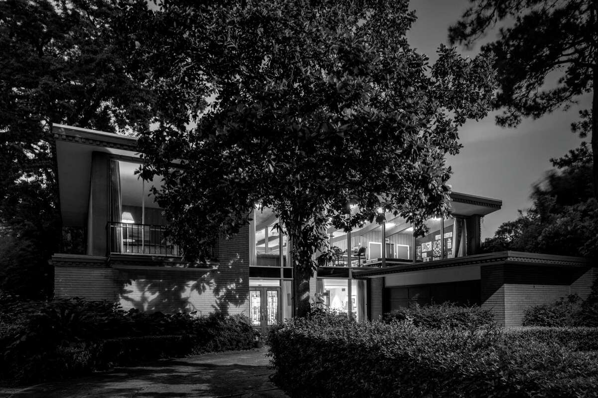 """""""John S. Chase - The Chase Residence"""" showcases the Houston home of the first licensed Black architect in Texas."""