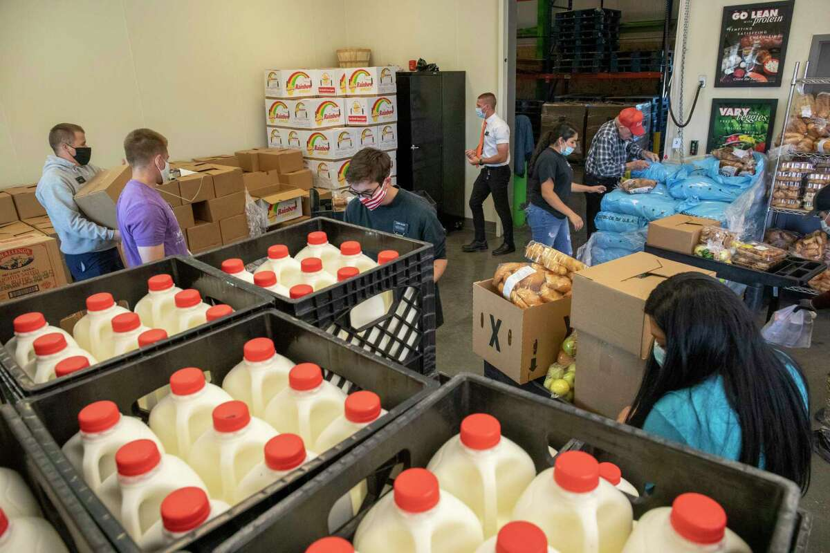 West Texas Food Bank partner Martin County Food Pantry is moving into an upgraded facility.