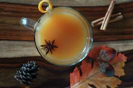 Mulled Cider can be made with or without alcohol for Thanksgiving guests Courtesy photos from Erica Mann