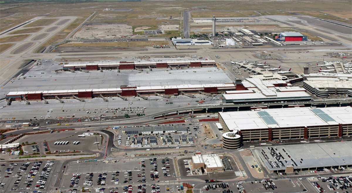 Salt Lake City International has cut the ribbon on the second of its two new concourses.
