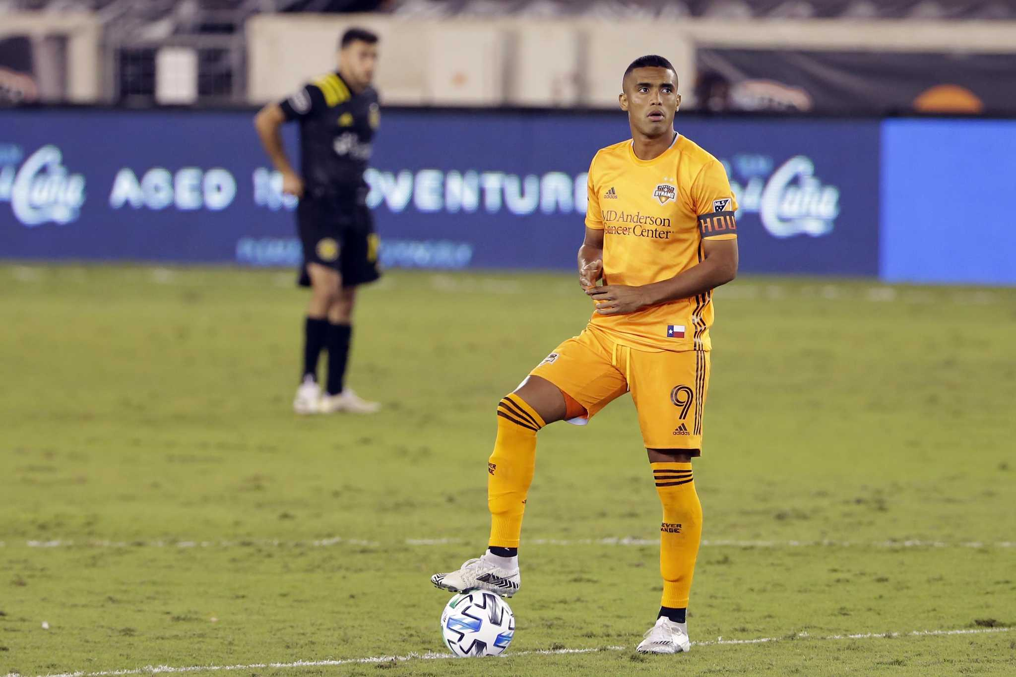 Dynamo struggling without Alberth Elis