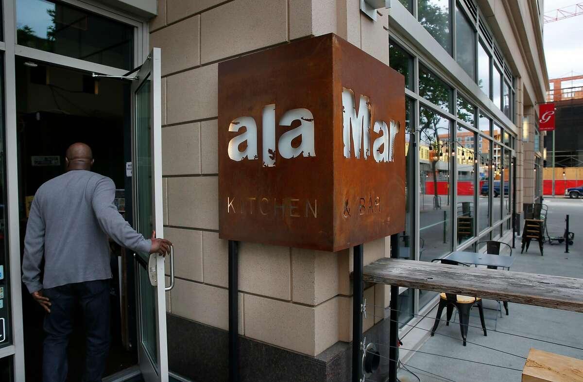 AlaMAR Kitchen in Oakland, as seen in 2018.