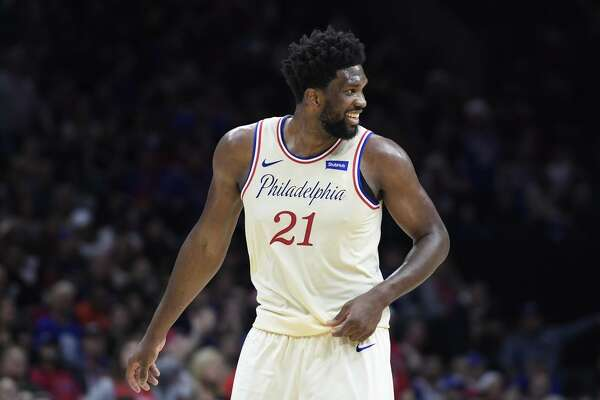 #61. Joel Embiid (tie) - Total earnings: $26.7 million - Endorsement earnings: $6 million (#35 among all athletes) - Salary/Winnings: $20.7 million (#49 among all athletes) - Sport: Basketball With only one year of college basketball experience as a Kansas Jayhawk, Joel Embiid was drafted by the Philadelphia 76ers in 2014 as a center and signed a five-year contract extension with the team in 2017. Aside from this, he has made almost $6.8 million from his endorsement deals with companies such as Amazon, Electronics Arts Inc., and Under Armour. According to Forbes, Embiid has made considerable contributions to the coronavirus relief effort.