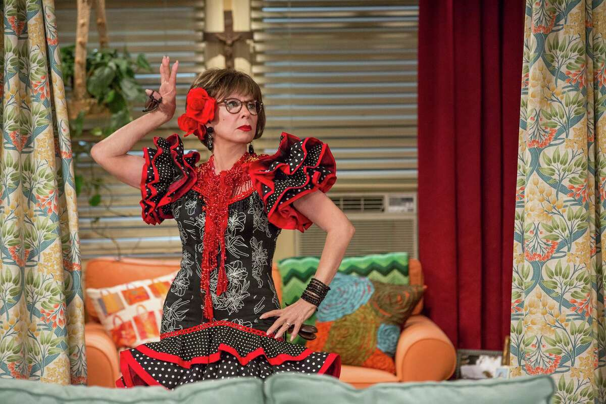 """Rita Moreno stars in the remake of """"One Day At A Time,"""" which centers on a Cuban-American family."""
