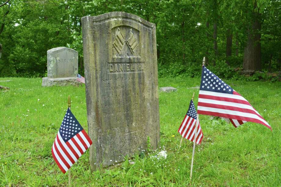 Maromas Cemetery is located off Aircraft Road in Middletown. Common Council members will consider a resolution calling for the city to acquire a number of cemeteries across the city at their Monday night meeting. Photo: Hearst Connecticut Media File Photo