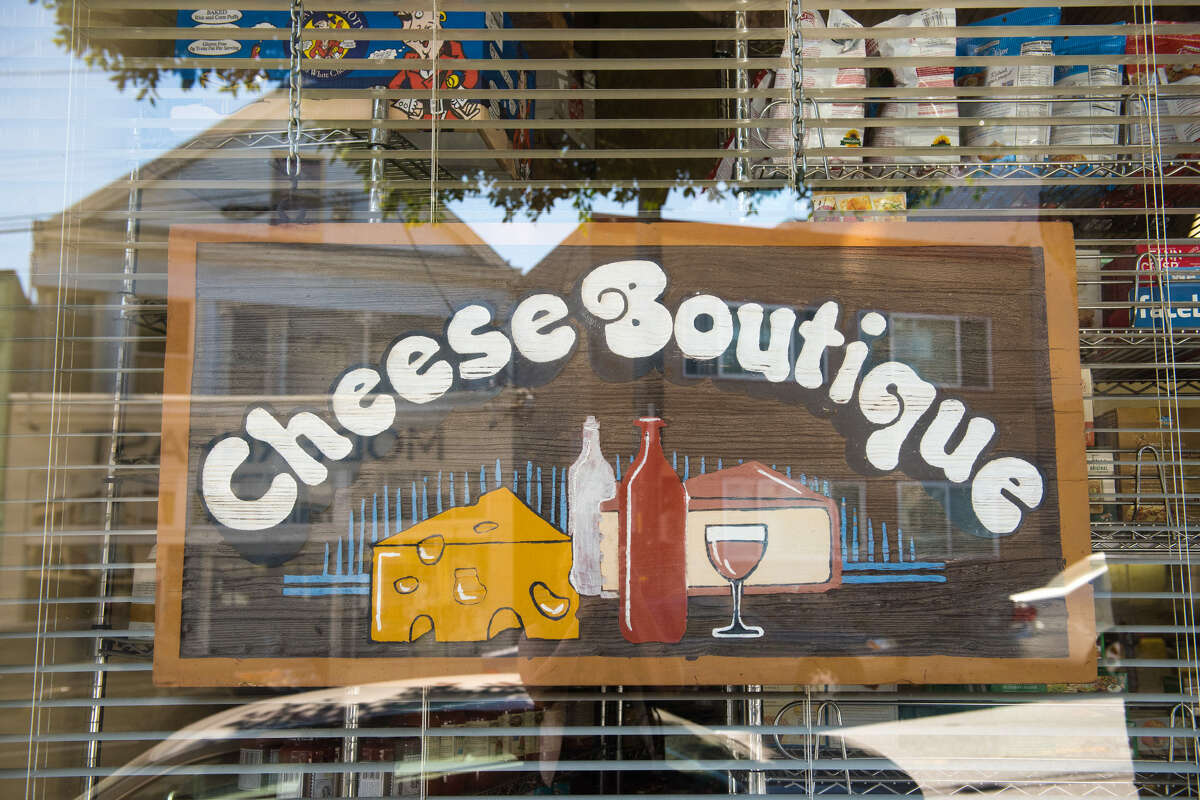 The Cheese Boutique, a local sandwich shop and grocer, never closed for an extended period during the pandemic.