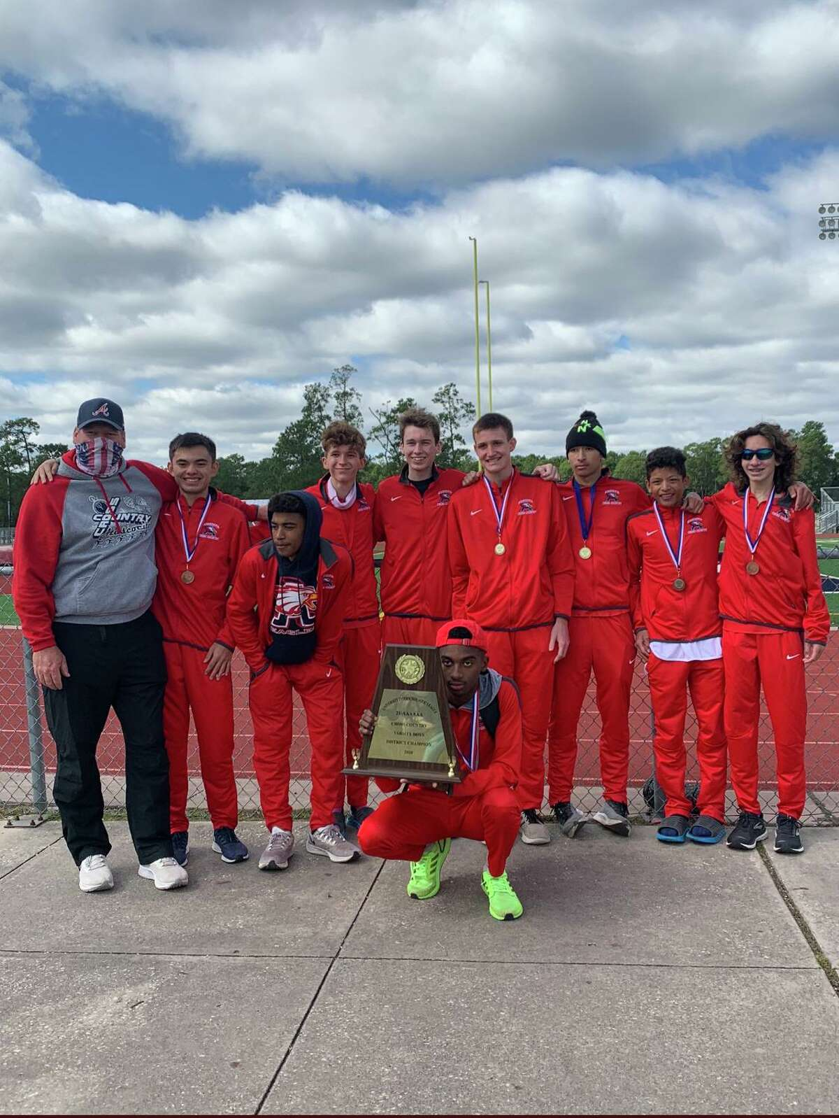 The Atascocita boys won the District 21-6A cross country meet while the girls finished in second place. Both will advance to the regional meet.