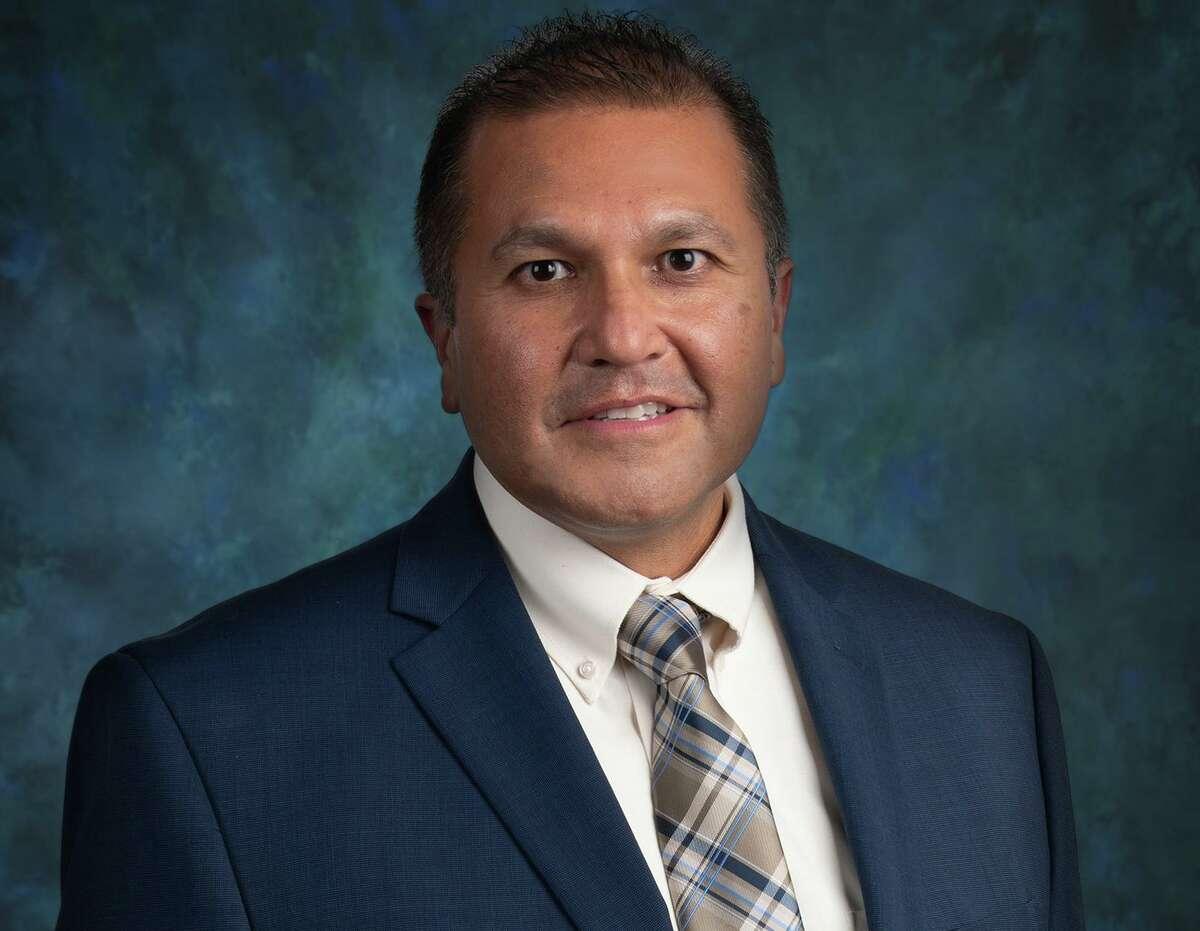 Dr. Michael Contreras, Principal of Labay Middle School