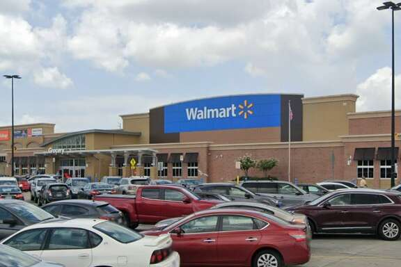 An officer-involved shooting occurred outside a Houston Walmart.