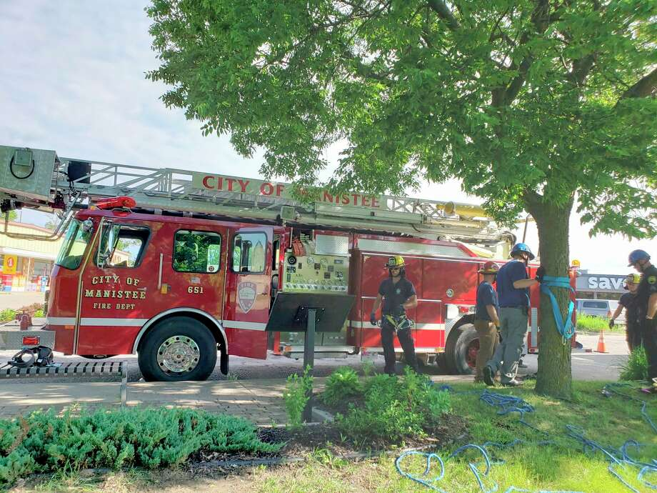 The Manistee City Fire Department has responded to 1,067 incidents from Jan. 1 through Oct. 30. Of those, almost 64% of the calls were for EMS response types of calls. (File photo)