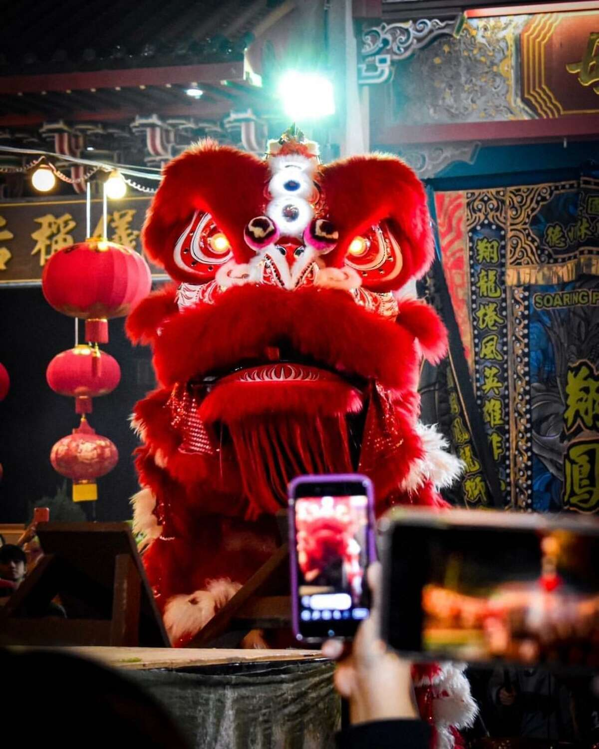 The 2021 Lunar New Year or Year of the OX will start on Friday, Feb. 12, and run through, Feb. 26, and Soaring Phoenix Dragon & Lion Dance Association has been planning and getting ready for its biggest workload of the year amid the COVID-19 pandemic.