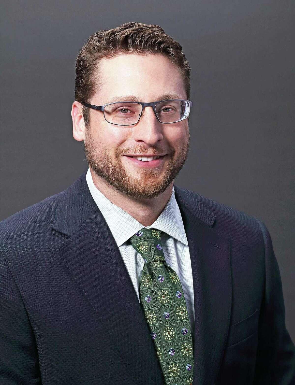 Matt Zeve, deputy director, Harris County Flood Control District