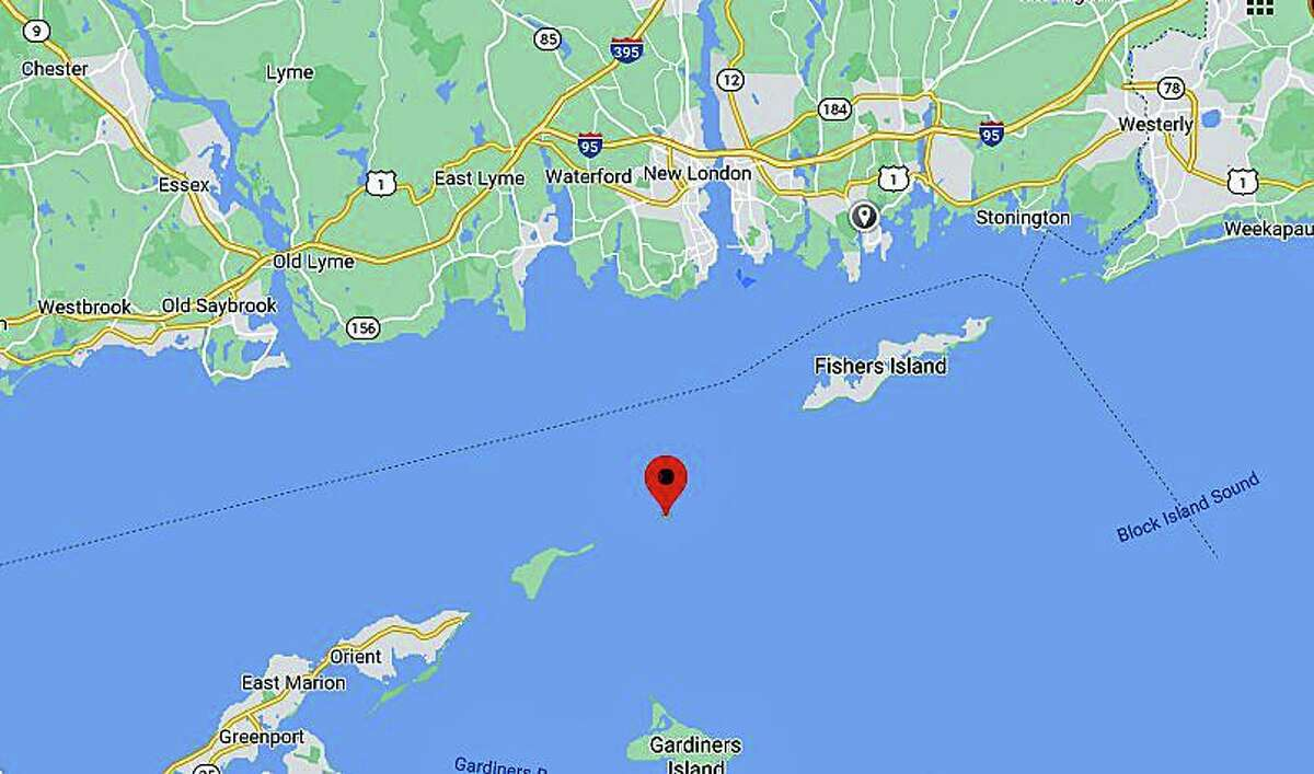 The body of a missing Groton boater was recovered Saturday north near Great Gull Island, N.Y. in Long Island Sound. Matthew Lyon, 49, was reported overdue from a boating trip in a 14-foot boat that started at the Groton Elks Lodge and Marina in Groton, Conn., at 2:30 p.m on Friday, Oct. 30, 2020. Great Gull Island is located about five miles away from the Connecticut shoreline.