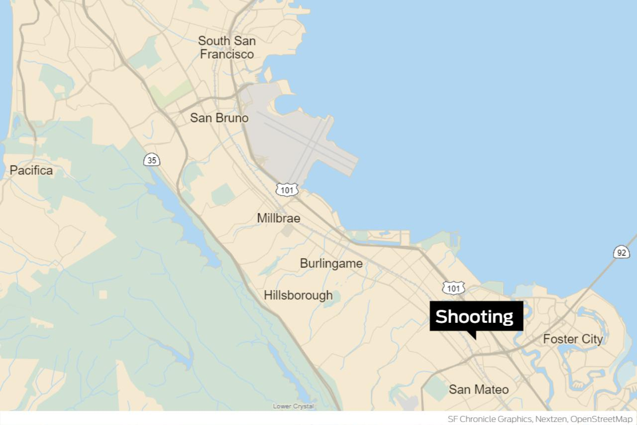 San Mateo police investigate 'targeted shooting' that killed man, left child injured