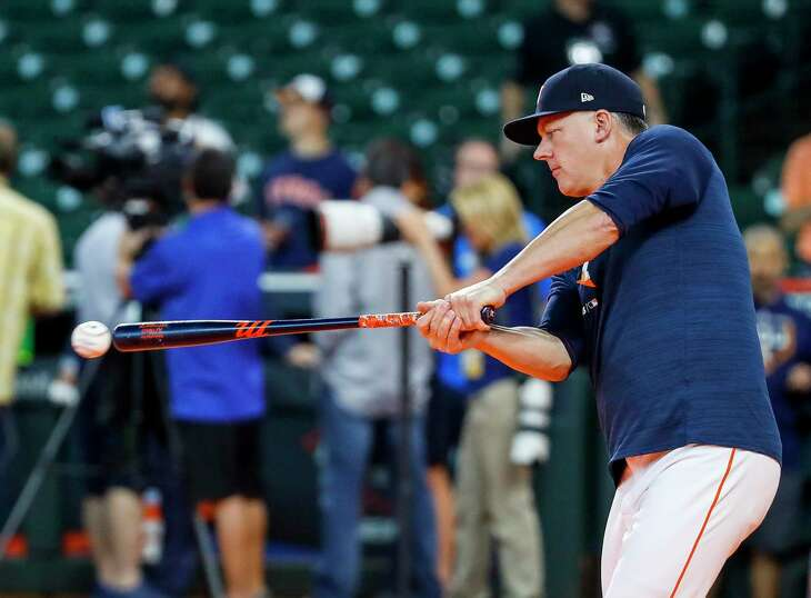 A.J. Hinch will be back on the field for the first time since the 2019 World Series only it will be wearing a Tigers uniform.