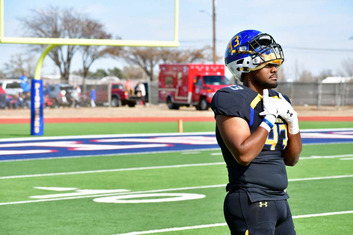 The Wayland Baptist football team held off Oklahoma Panhandle State 29-24 in a non-conference football game on Saturday, Oct. 31, 2020 in Greg Sherwood Memorial Bulldog Stadium.