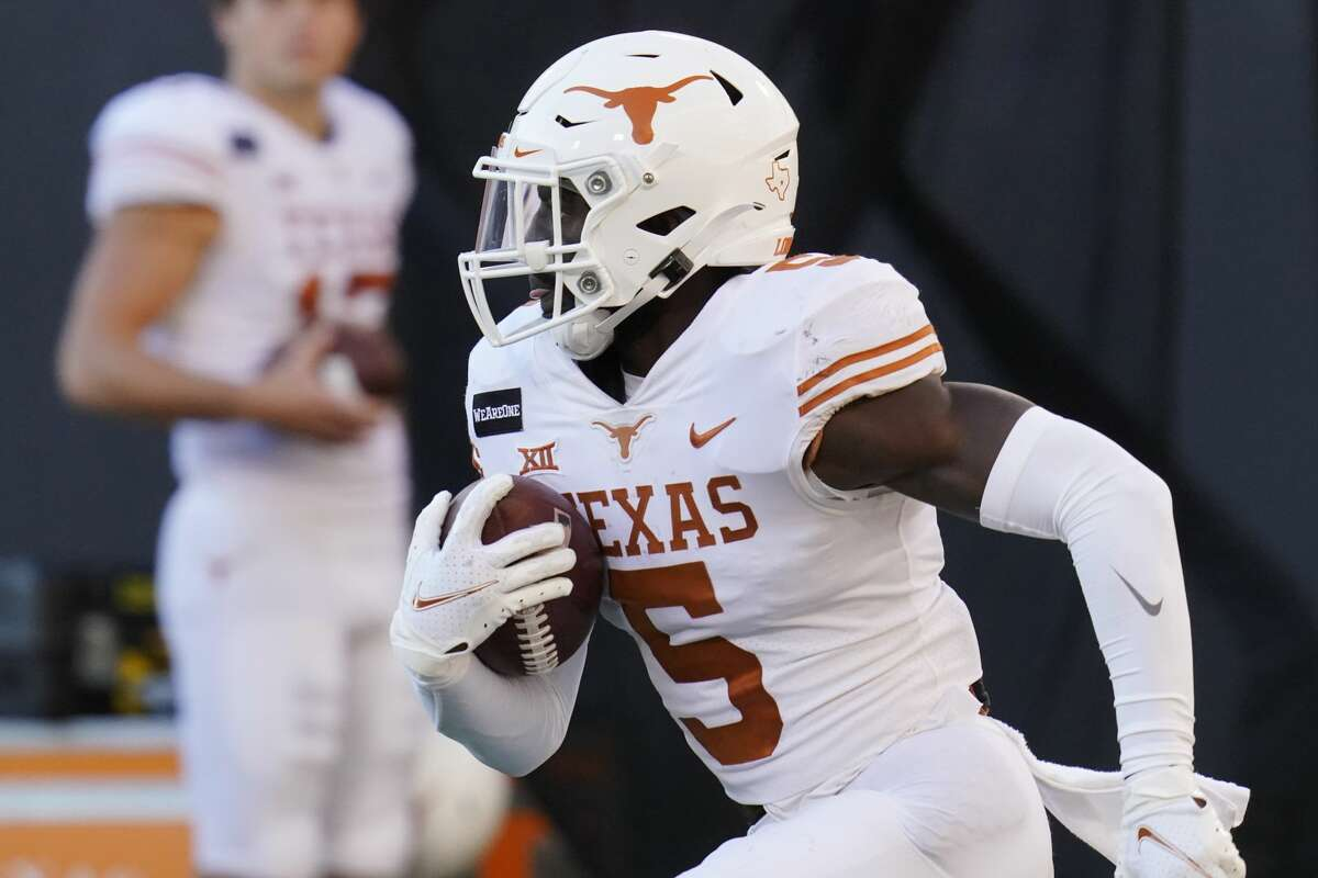 Entering his senior year, Texas' D'Shawn Jamison has showed he's good enough to be a first-team All-Big 12 selection at cornerback and returner.