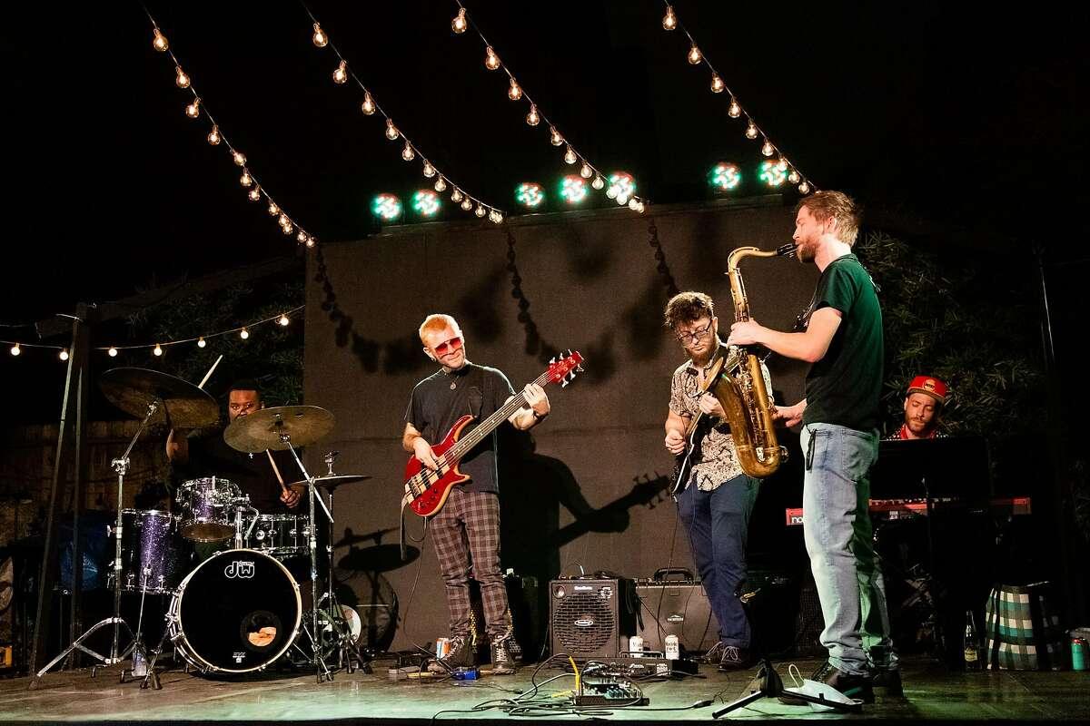 Houston Ensemble at P.E.T. Outdoor Theater