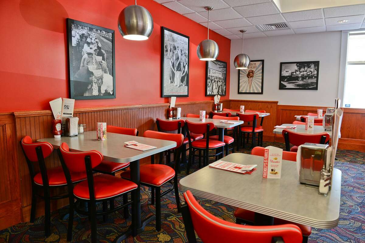 Friendly's is a restaurant chain on the United States' East Coast. Friendly's was founded in 1935 in Springfield, Massachusetts by brothers Curtis Blake and S. Prestley Blake.