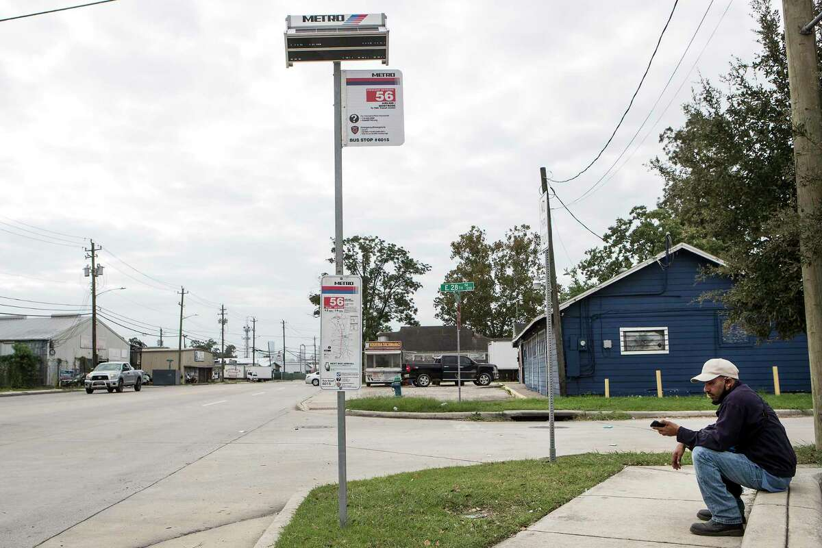 Metro officials had hoped to fix 750 bus stops in fiscal 2020 but made repairs at only 312.