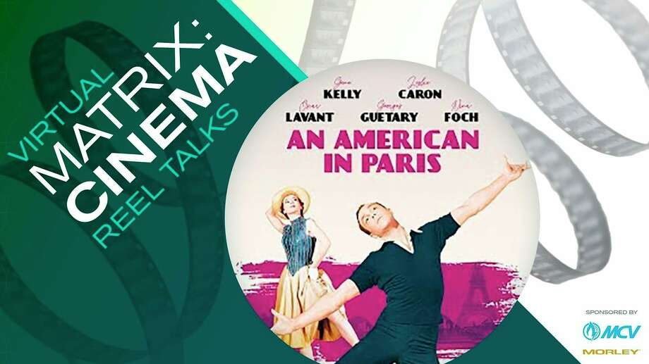 Wednesday, Nov. 4: Reel Time: An American In Paris, an online event, is set for at 7:30 p.m. (Photo provided/Midland Center for the Arts)