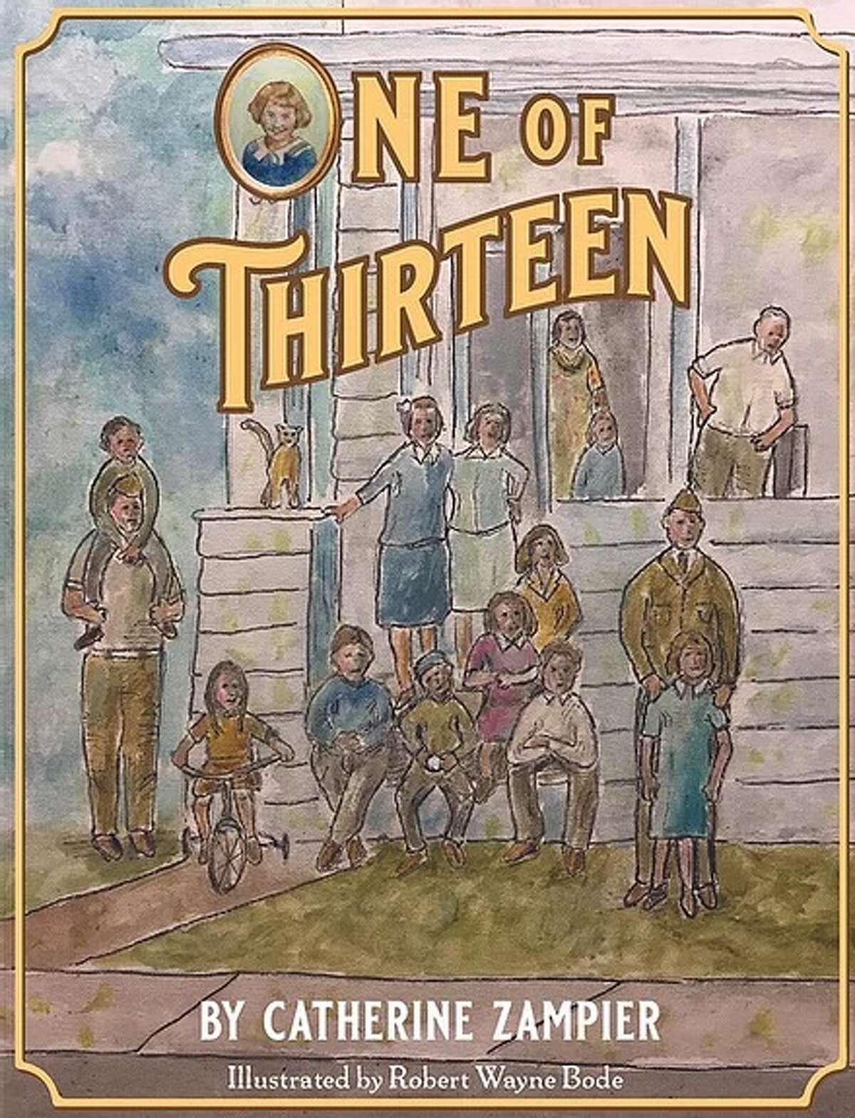 """One of Thirteen"" by Catherine Zampier."