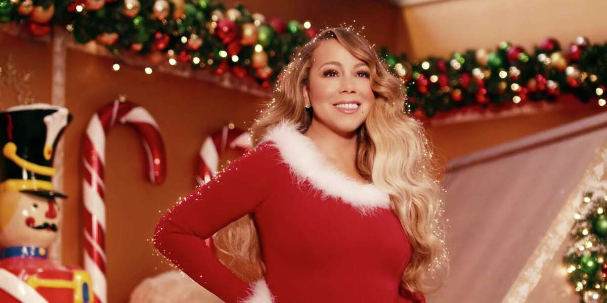 It's time for nonstop Mariah Carey's