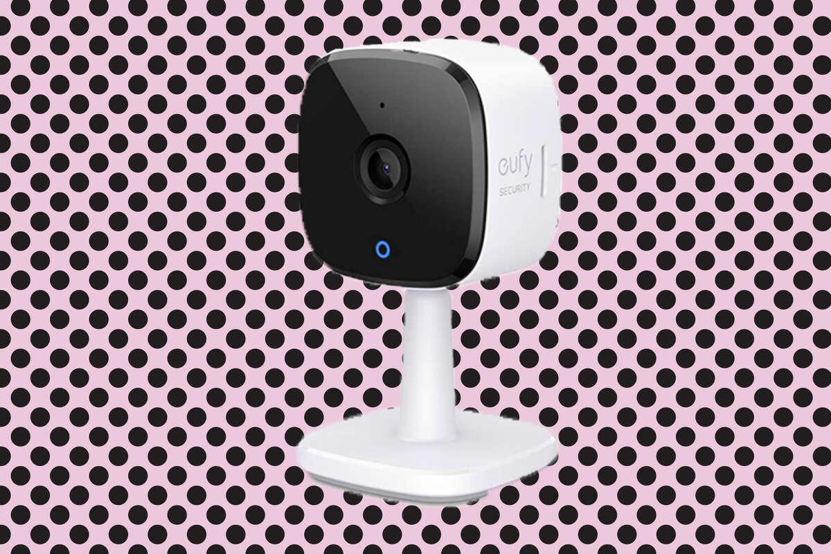 eufy Security 2K Indoor Camfor $27.99 at Amazon