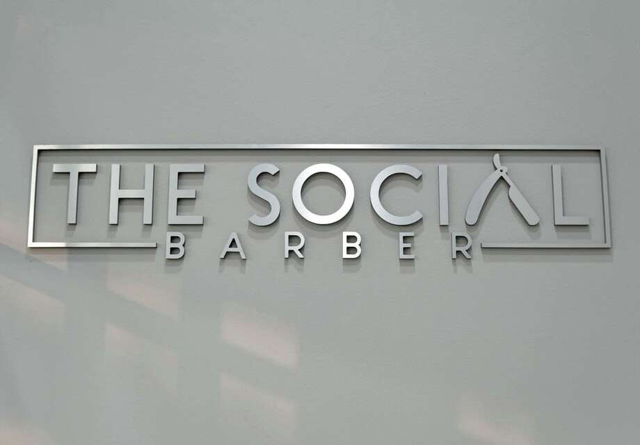 The Social Barber is a new salon set to open this month in Laredo. Photo: Courtesy