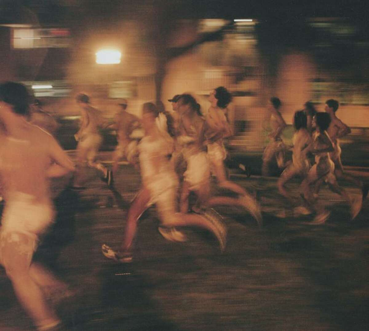 Writer Lisa Gray shares the story of a group of streakers at Rice University who have adapted their code of conduct to pandemic-era precautions.