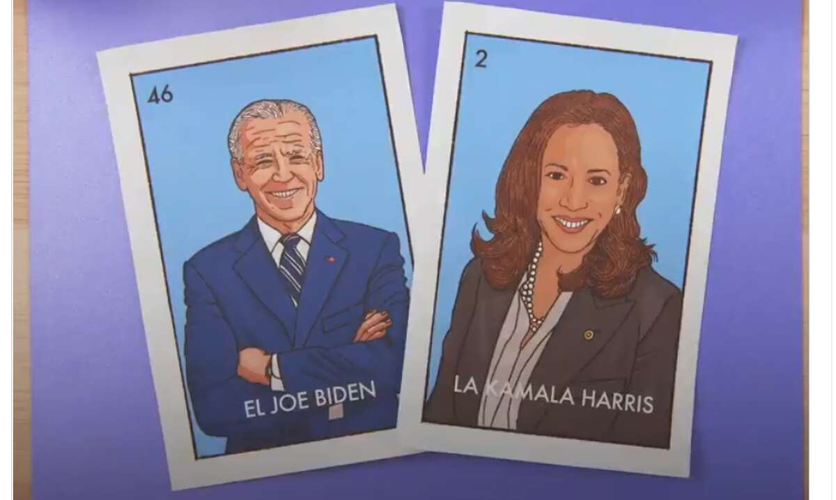 A recent Joe Biden campaign to garner the Latino vote has Julian Castro narrating a Lotería card describing Biden's economic plans.