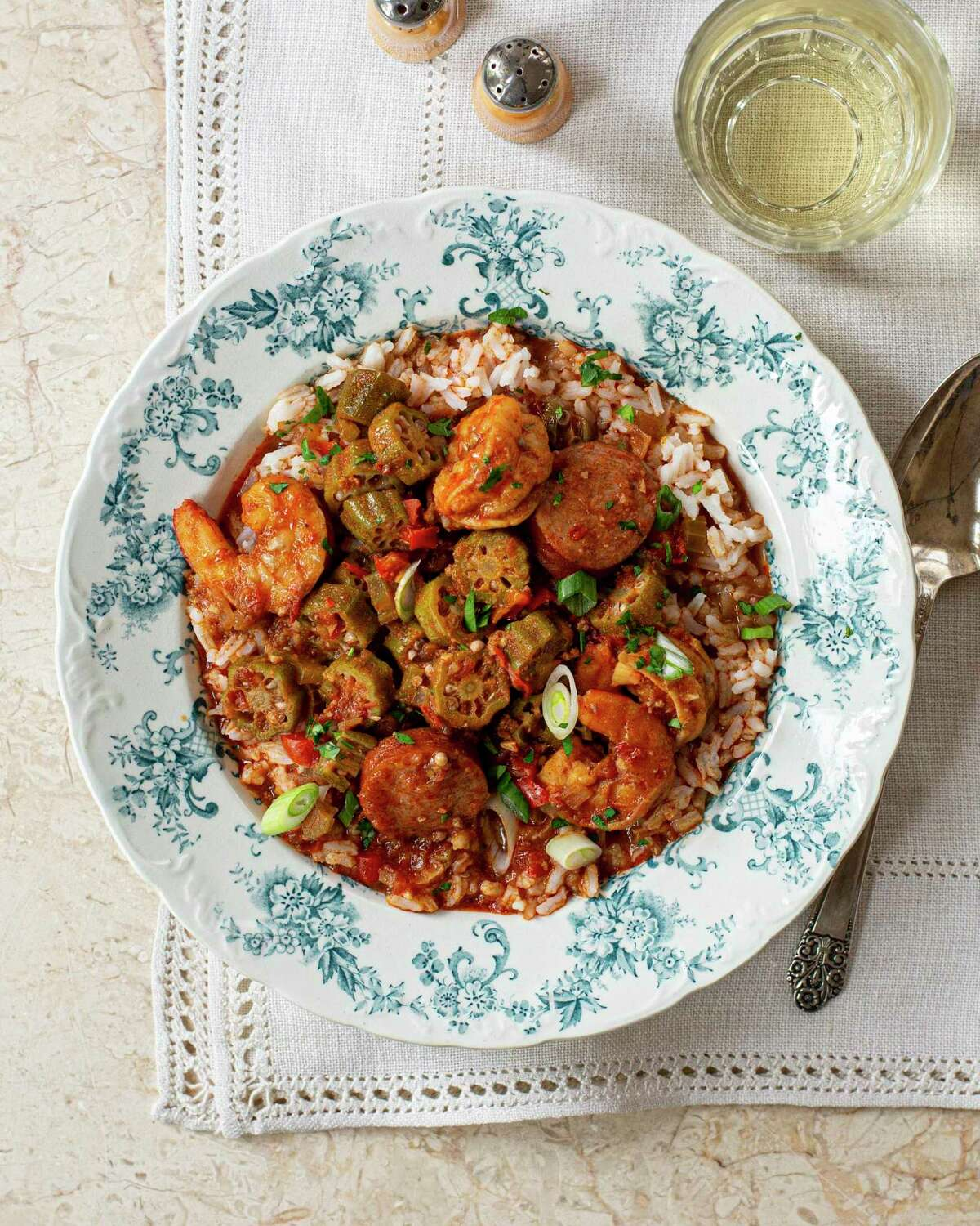 Leah Chase Gumbo is one of the recipes in