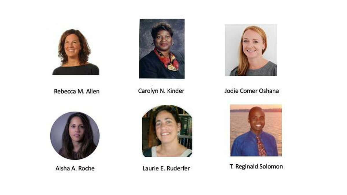 In addition to Ronald Perry, the other six members of the board of directors of CASA of Southern Connecticut.