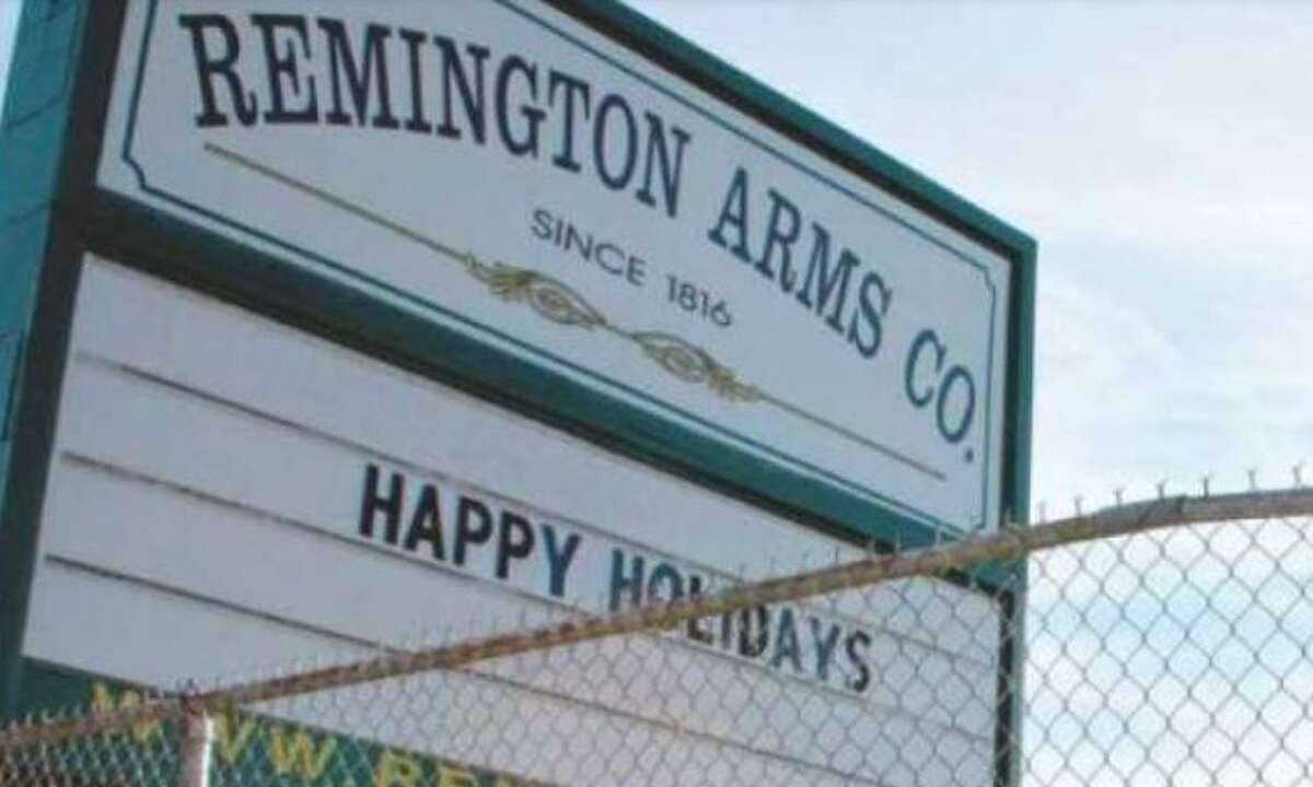 The NLRB is investigating the owners of Remington, who are selling in bankruptcy, for alleged unfair labor practices.