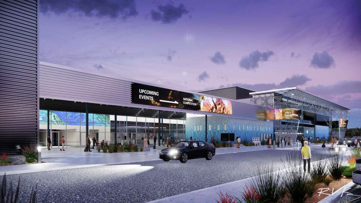 A rendering of the proposed Innovation Center exterior. The Port San Antonio Board of Directors approved construction of a full spectrum innovation center that will significantly advance what the company calls it's tech port vision.