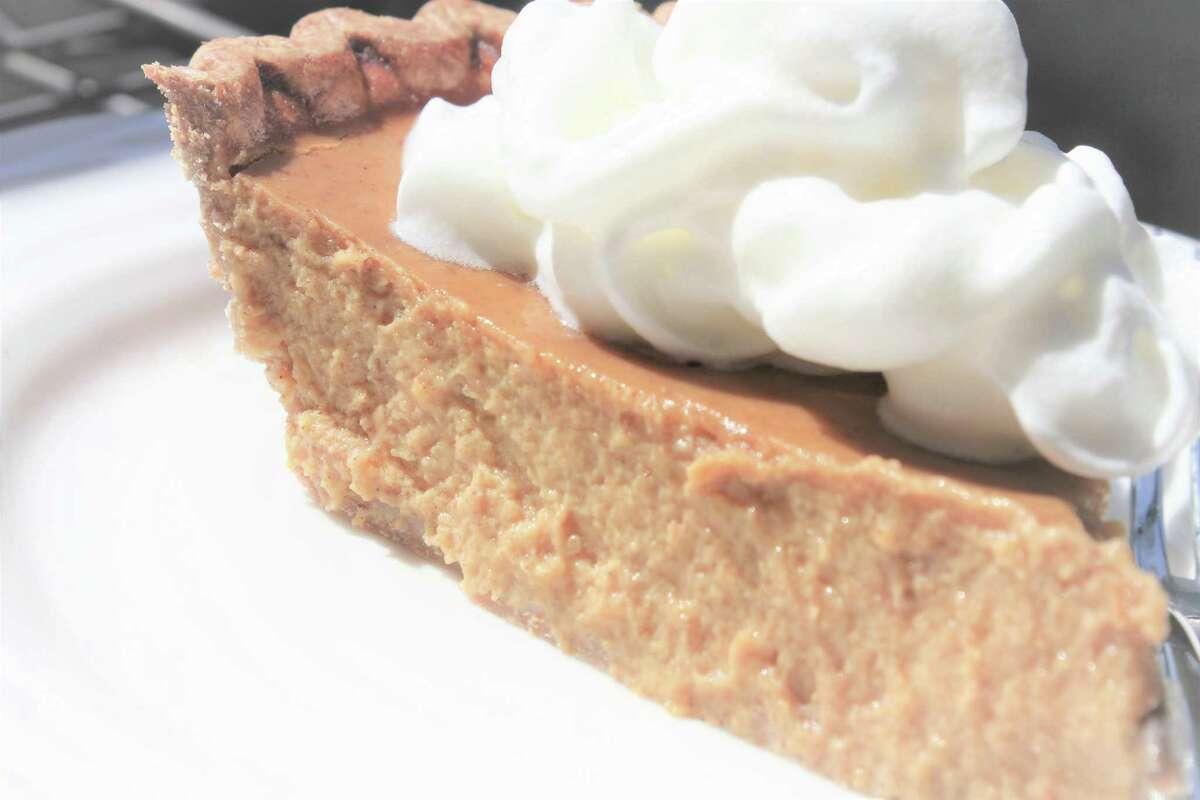 Feeling Matters columnist Marci Sharif's recipe for pumpkin pie