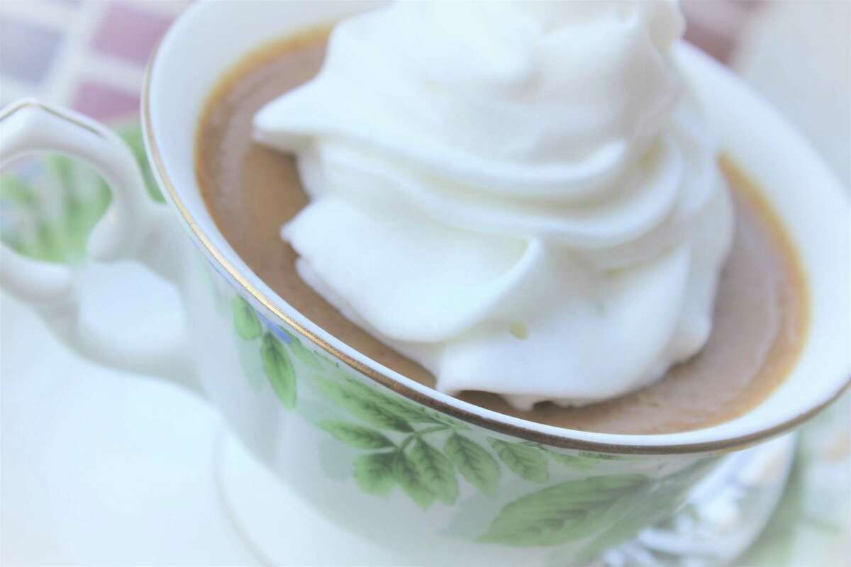 Feeling Matters columnist Marci Sharif's recipe for pumpkin pudding