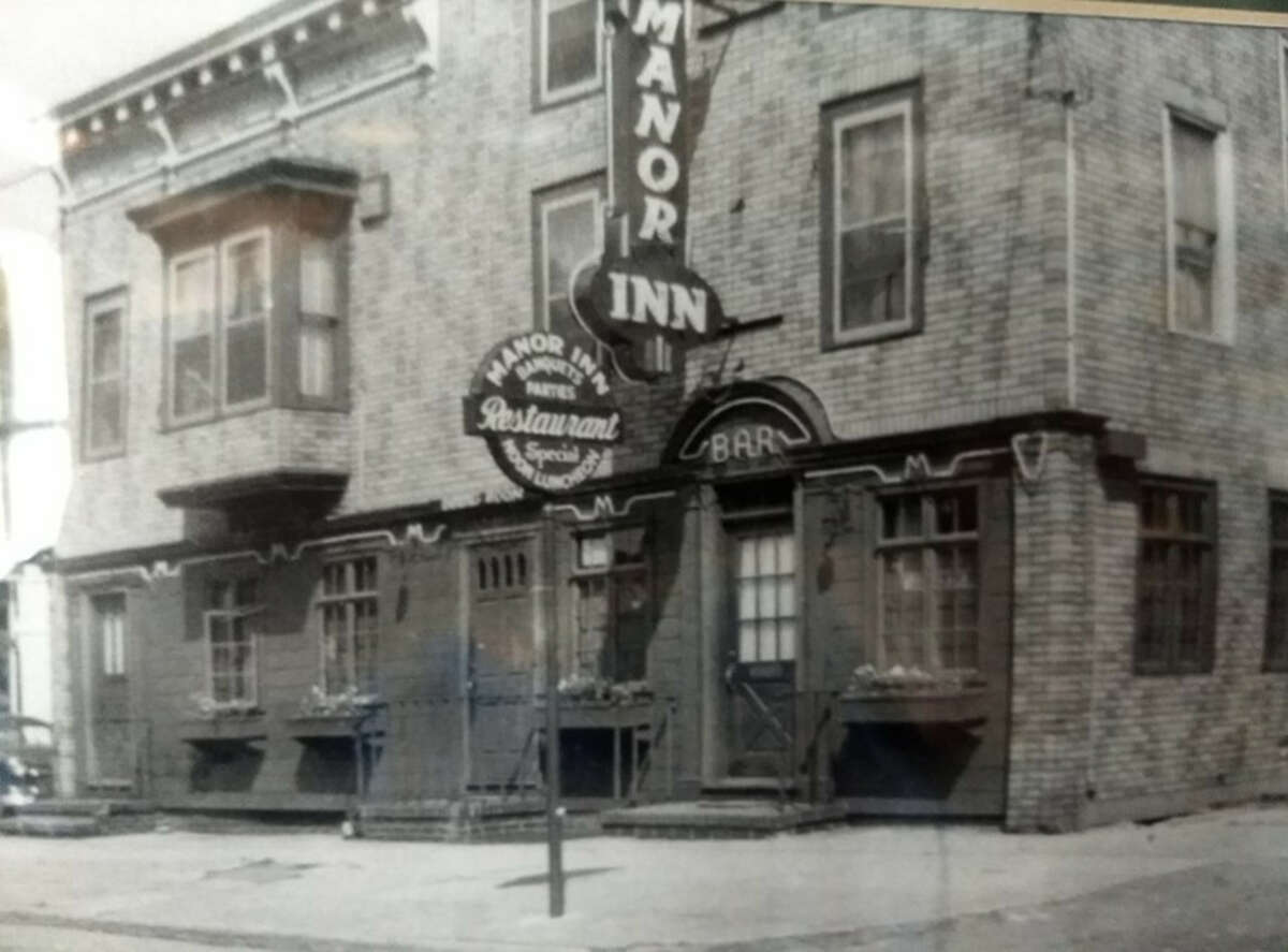 The former Manor Inn in Rensselaer, now home to Casey's Restaurant, was a popular destination for music fans during the swing era. The photo is included in the new website Swing Era in the Capital District: 1935-1945. (Provided photo.)